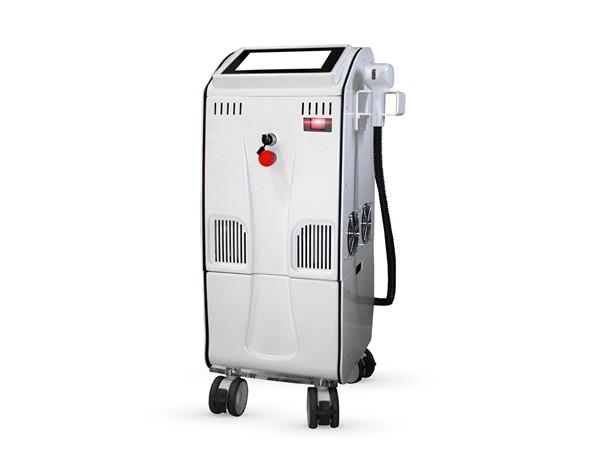 Laser a diodo epilazione e trattamento cutaneo