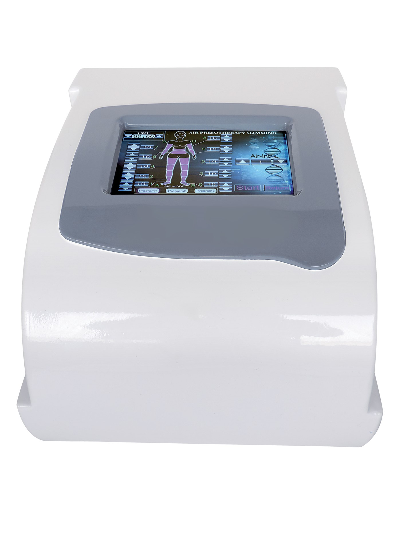 Pressomax da banco (touch screen)